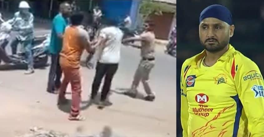 police-harbhajan