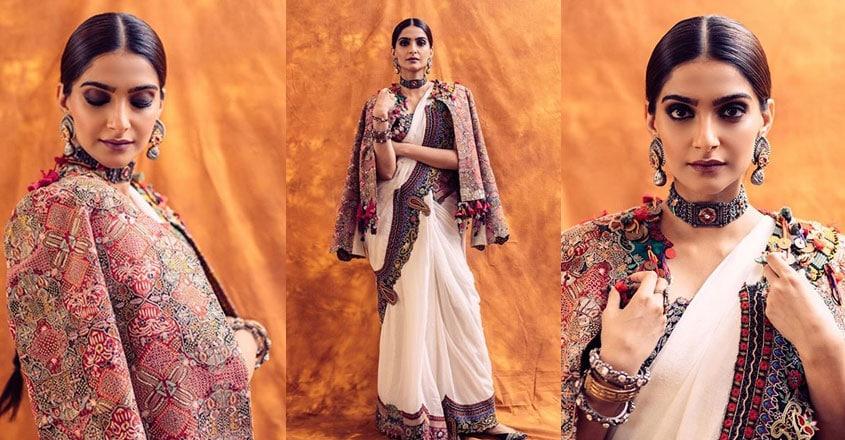 sonam-kapoor-latest-look-in-saree