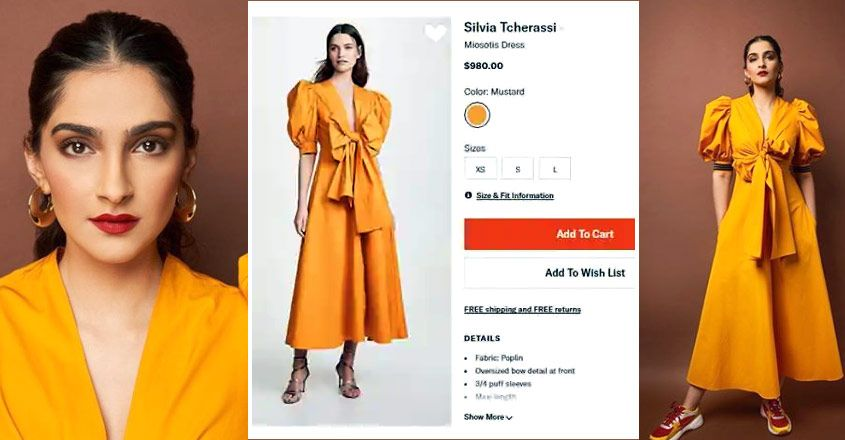 price-of-sonam-kapoors-mustard-silvia-tcherassi-miosotis-dress