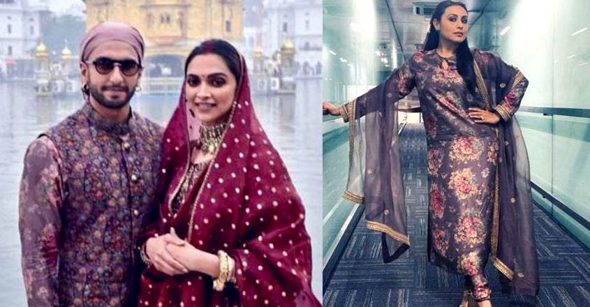 sabyasachi-trolled-over-rani-mukerji-wears-the-same-outfit-of-ranveer-singh