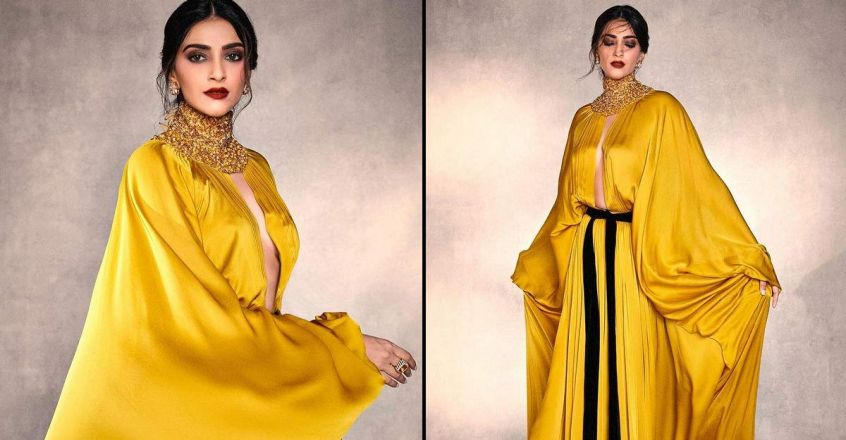 sonam-kapoor-looks-gorgeous-in-yellow-gown
