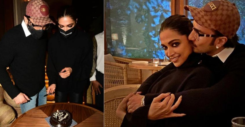 deepika-padukone-and-ranveer-singh-shines-in-black-on-birthday-bash