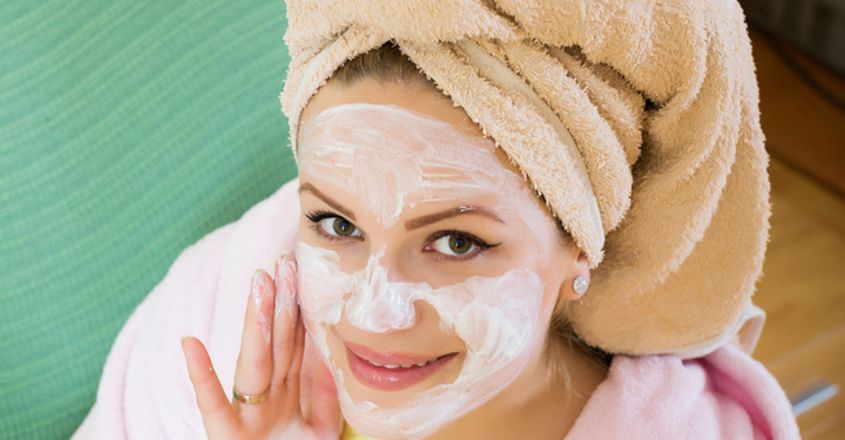 rice-flour-and-milk-for-glowing-skin
