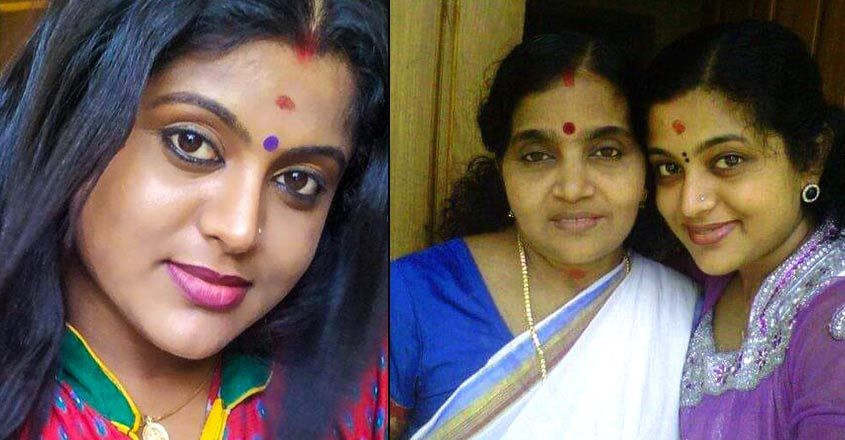actress-veena-nair-fb-post-on-mothers-death