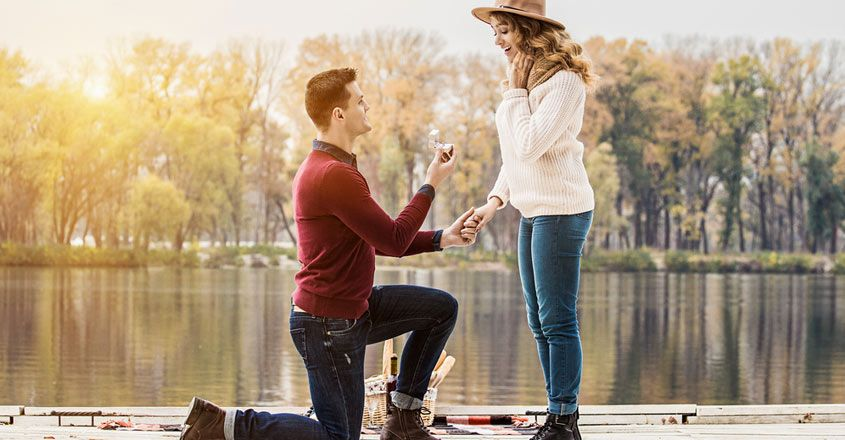 proposing-on-knee-history
