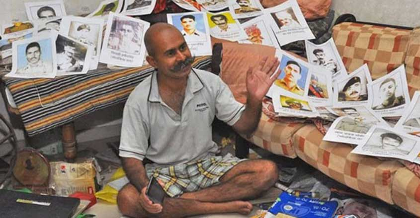 Jithendra-sigh-write-letters-to-martyr-army-man-family