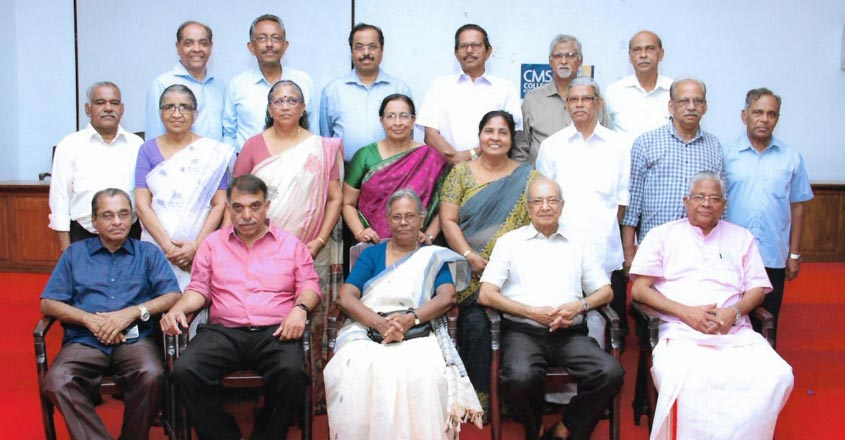 cms-college-bsc-physics-batch-reunion-after-50-years