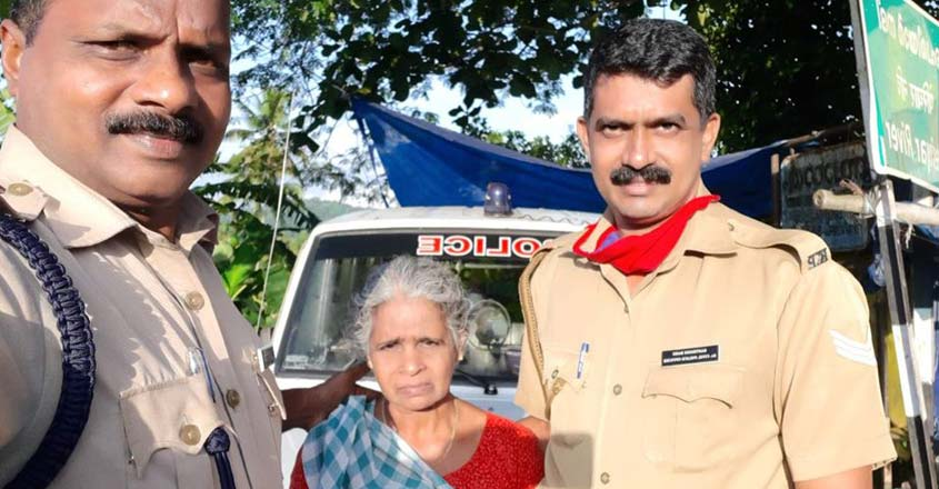 neriamangalam-check-post-poilice-officers