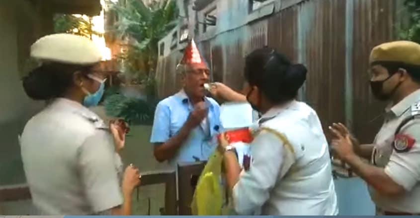 assam-police-surprise-old-man-on-birthday
