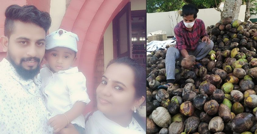 joseph-mba-graduate-became-coconut-seller-to-overcome-financial-troubles