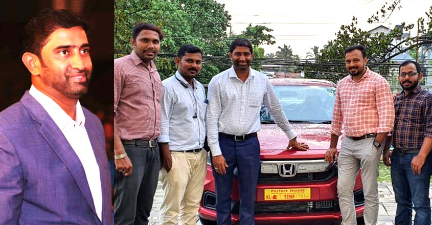 collegues-gifted-a-car-worth-10-lakh-to-regional-manager