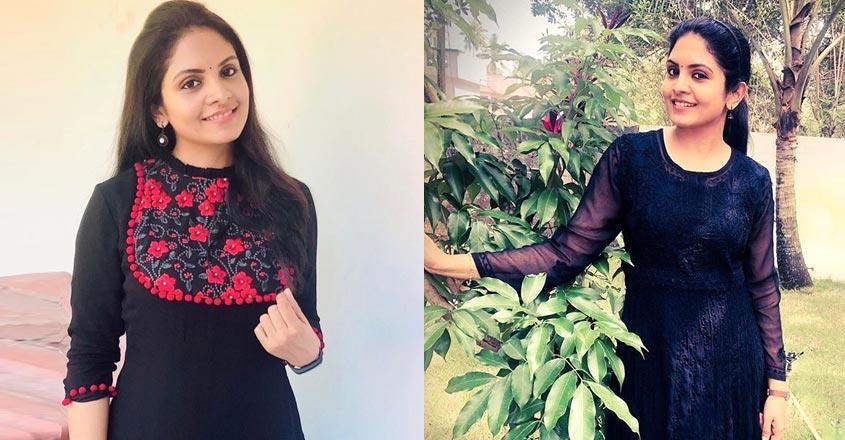 gayathri-arun-new-look-trending
