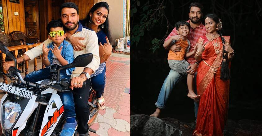 preena-anuraj-family