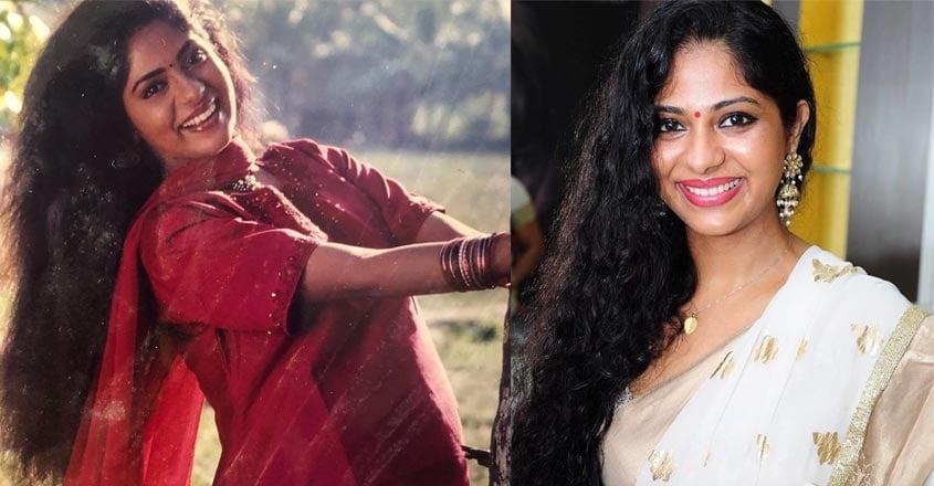 poornima-indrajith-throwback-to-hairstyle
