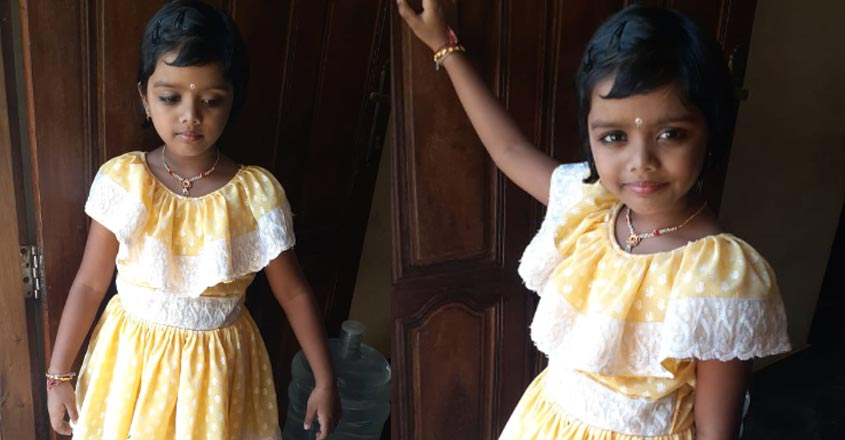 grand-mother-gifted-handmade-frock-for-grand-daughter