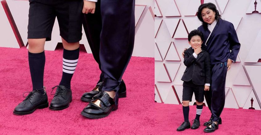 minari-star-alan-kim-steals-oscars-red-carpet