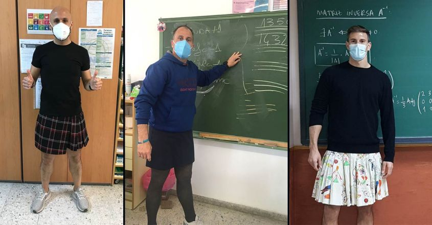 male-teachers-in-spain-wearing-skirts-to-support-gender-equality