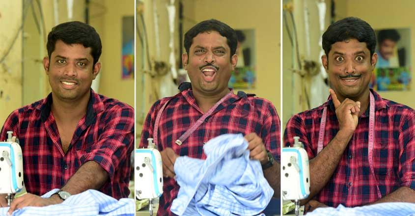 nishad-poochakkal-imitating-movie-stars
