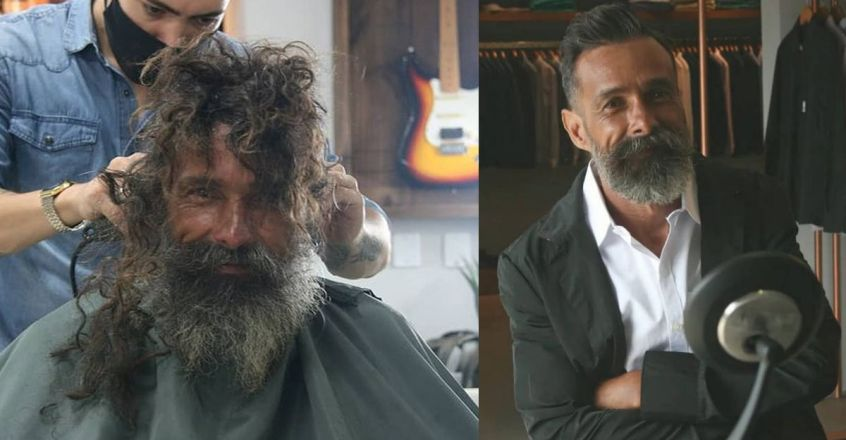 homeless-man-goes-viral-after-make-over-and-family-recognizes-him