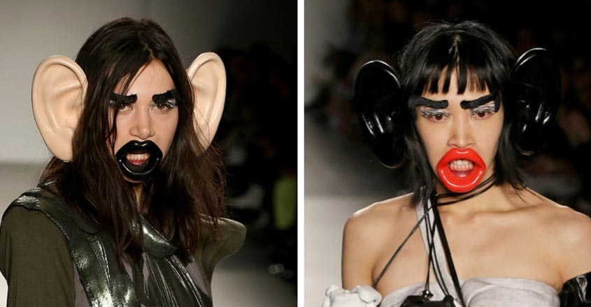 featuring-monkey-ears-and-lips-in-fashion-show