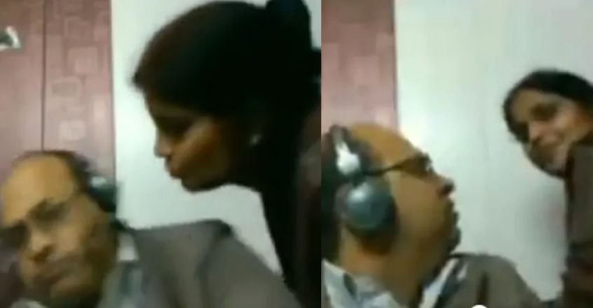 woman-tries-to-kiss-husband-during-online-meeting-video-goes-viral