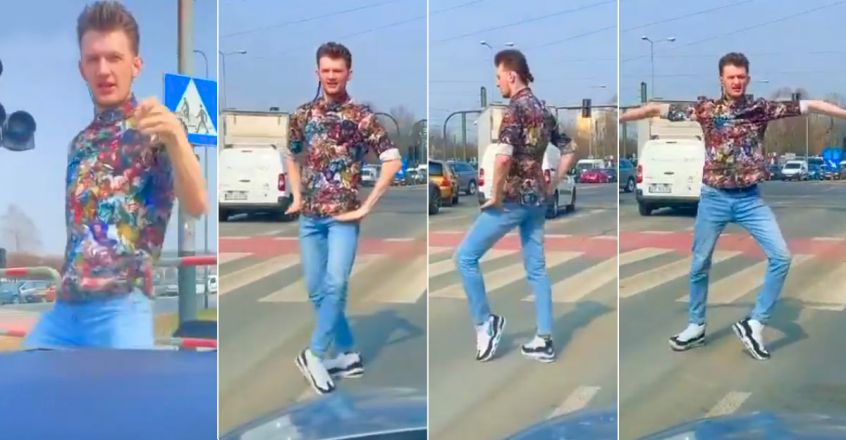 watch-man-gets-down-at-traffic-signal-to-moonwalk-his-unreal-skills-has-netizens-hooked