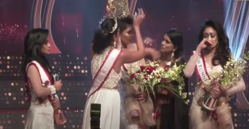 mrs-srilanka-pageant-winner-crown-snatches-by-former-title-holder-controversy