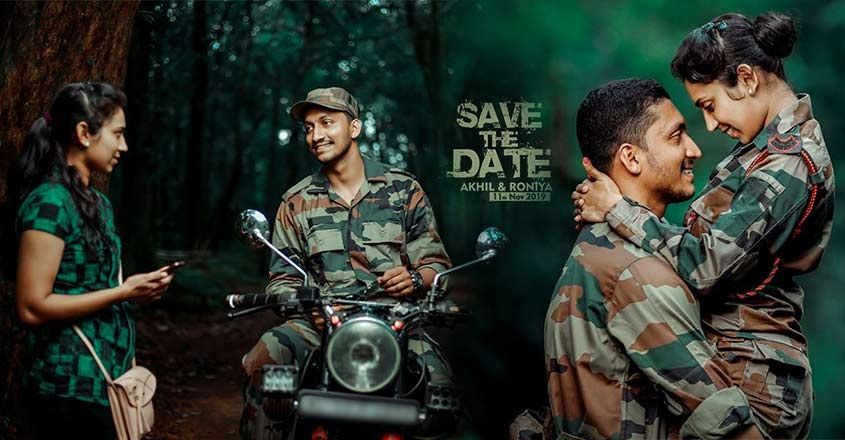 groom-and-bride-in-army-uniform-viral-save-the-date