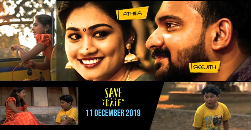 Family-save-the-date-from-Kerala-wedding