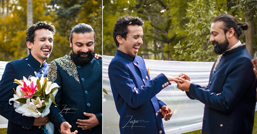 nived-weds-rahim-second-gay-marriage-from-kerala