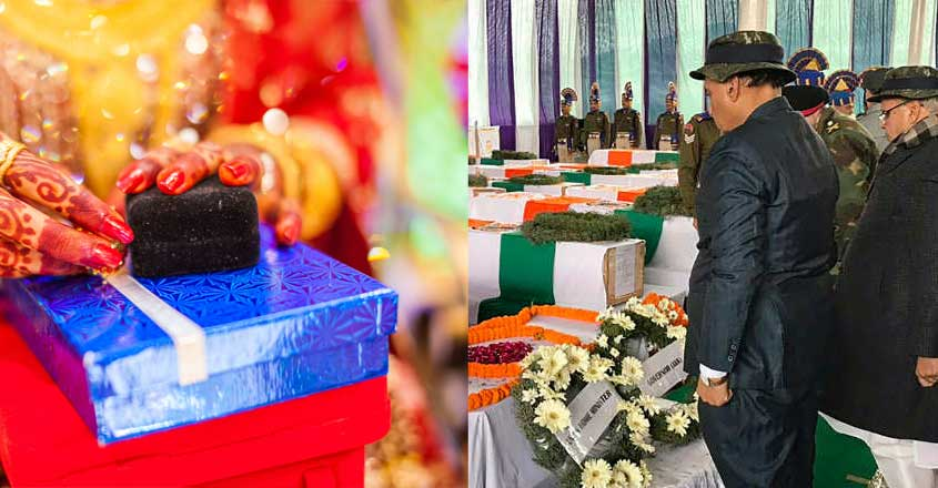 crpf-man-to-give-wedding-cash-gifts-to-martyrs-fund
