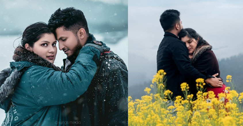 post-wedding-shoot-in-kashmir-viral-video