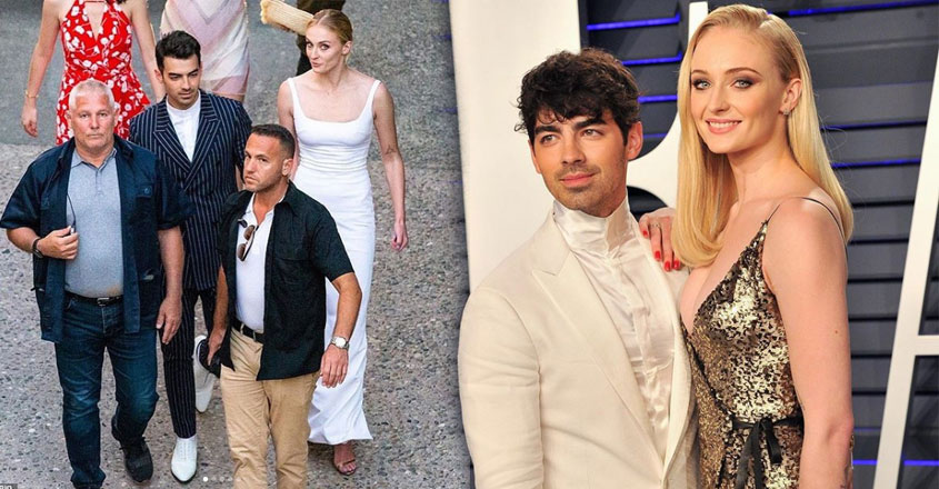 Sophie-turner-and-Joe-Jonas-marry-for-the-second-time