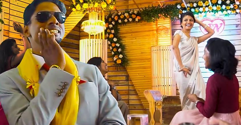 kerala-wedding-dance-surprise-to-groom