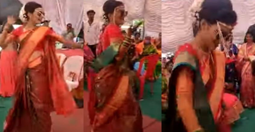 maharashtrian-bride-dances-to-saiyaan-superstar-video-goes-viral