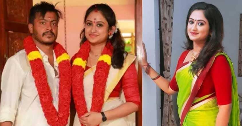 serial-actress-swathy-nithyanand-wedding-photos