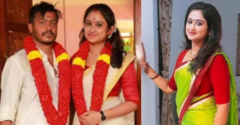 serial-actress-swathy-nithyanand-wedding-photos