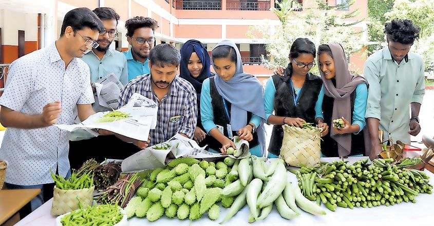 800-kg-vegetables-to-hospital-by-al-al-ameen-college-students