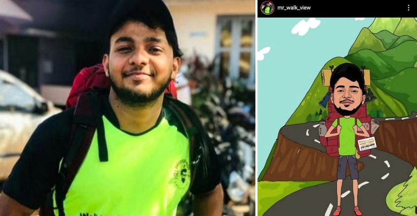 jamshi-s-travel-from-kasaragod-to-trivandrum-with-a-message-to-society