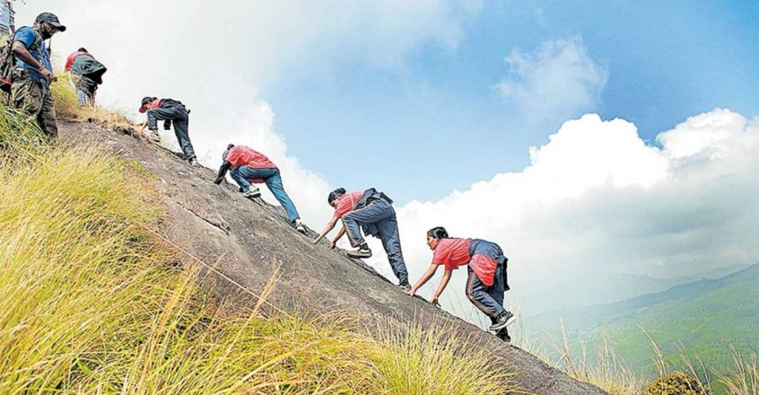 kerala-voluntary-youth-action-force-training