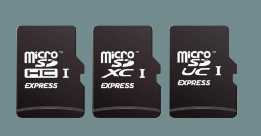 MicroSD-Express
