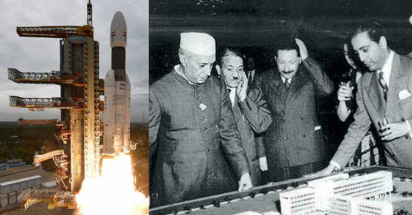 ISRO-Nehru
