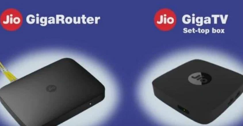 Jio-GigaTV