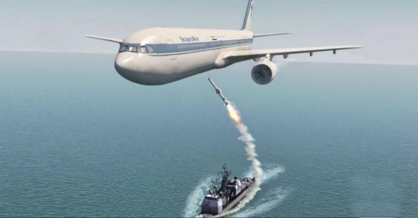 iran-plane