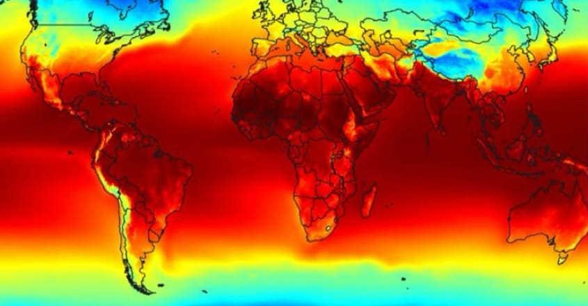 Earth-temperature