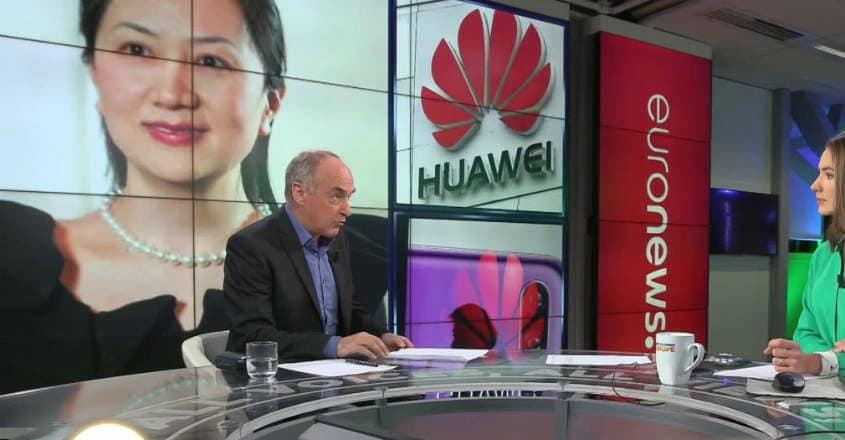 Huawei-cfo