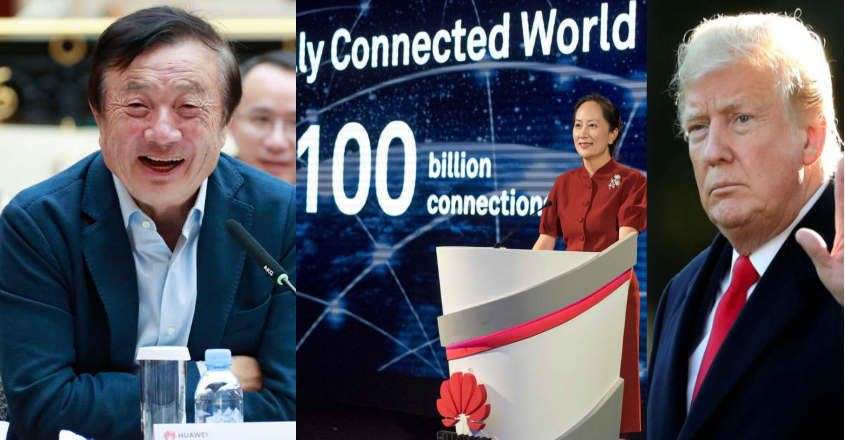 huawei-ceo-daughter-trump
