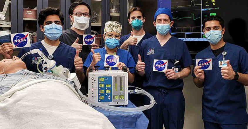 NASA-engineers