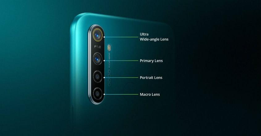 Realme-5i-Cameras