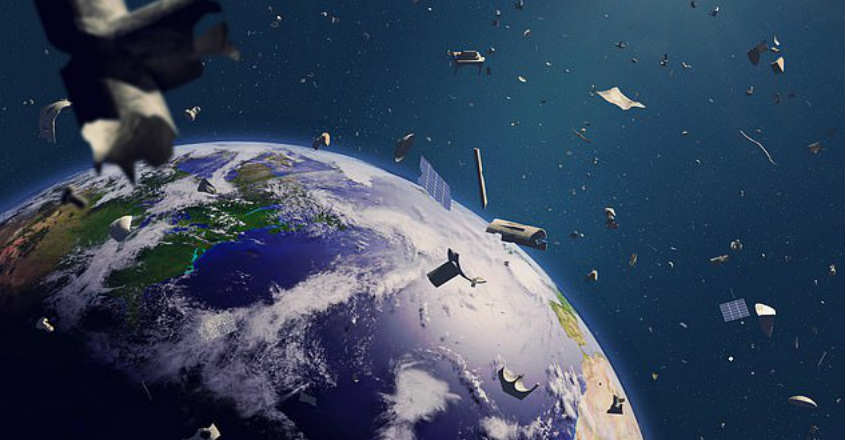 space-junk-earth